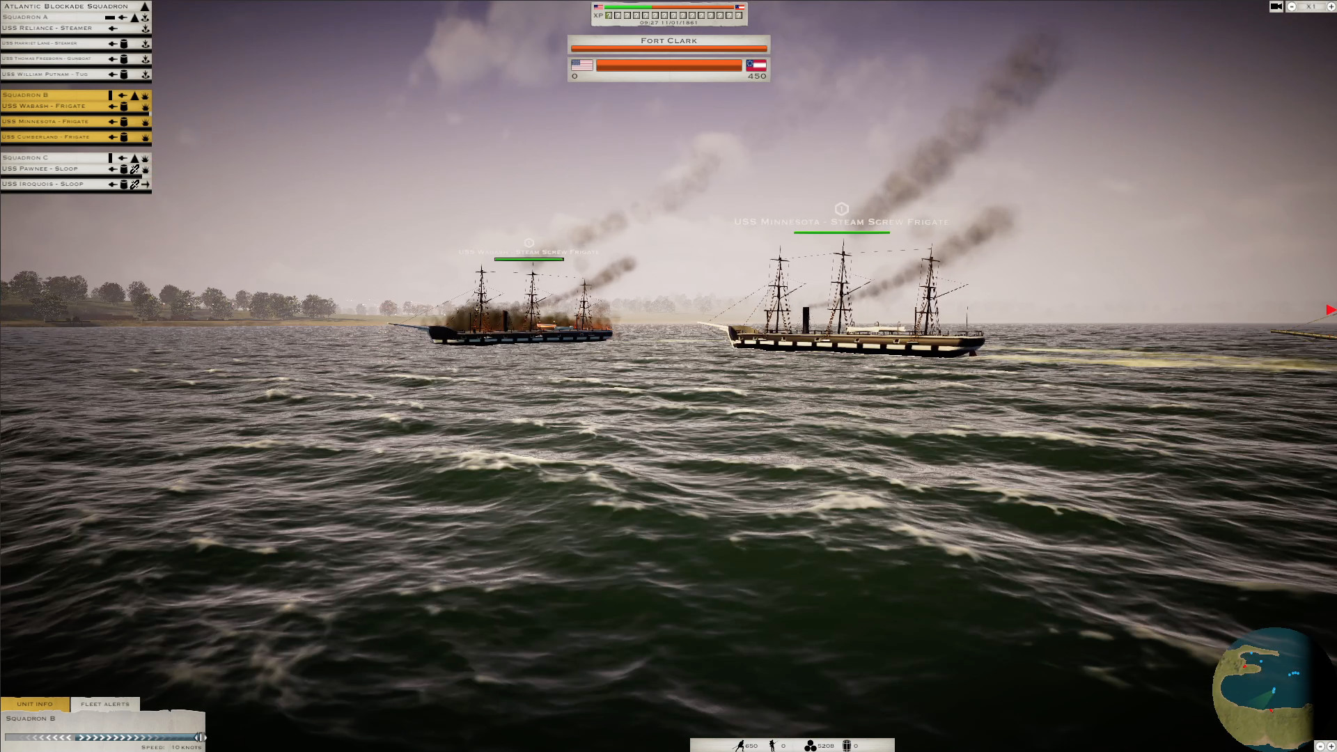 Victory At Sea Ironclad